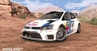 Volkswagen Polo R WRC v 2.0 [0.9.0], 1 photo